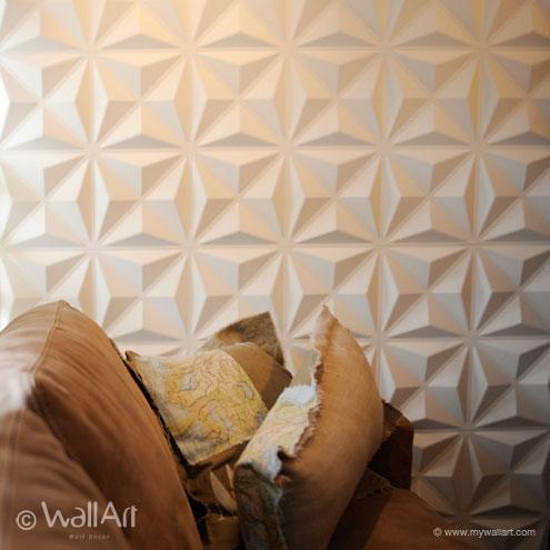 Cullinans 3D wallart falpanel