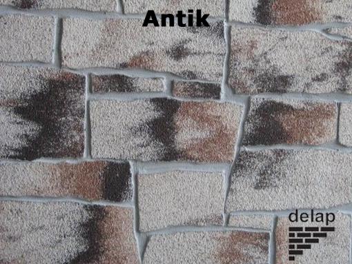 Delap Antik hasított kő struktúra