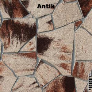 delap Antik terméskő struktúra