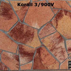 delap Korall 3/900v terméskő struktúra