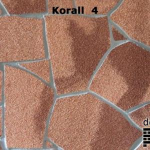 delap korall 4 terméskő struktúra
