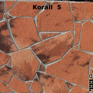 delap korall 5 terméskő struktúra
