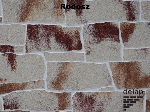 Delap rodosz hasított kő struktúra