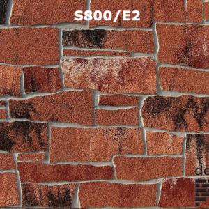 Delap S800/E2 hasított kő struktúra