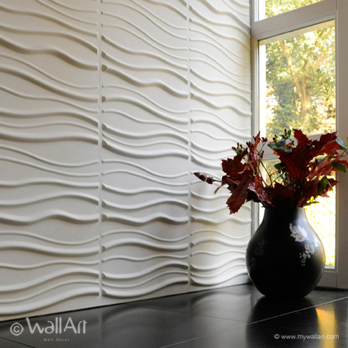 Sands WallArt 3D falpanel