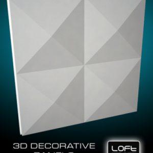 Loft dekor 09 panel